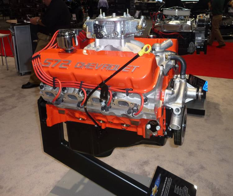 Performance Chevy Crate Motors And Suppliers