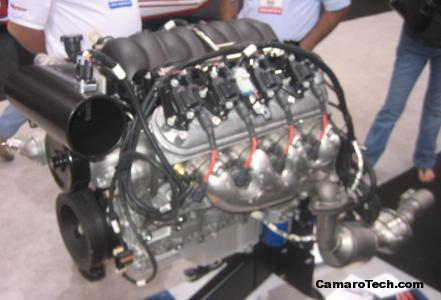 CrateEngine GM_EROD_LS3 SEMA2009 n2141 performance chevy crate motors and suppliers camarotech com gm ls3 crate engine wiring diagram at bayanpartner.co
