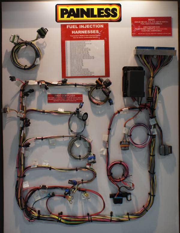 LS_PainlessWiring DSC08327_w600 ls engine wiring harness diagram wiring diagrams for diy car repairs chevy engine wiring harness at gsmportal.co