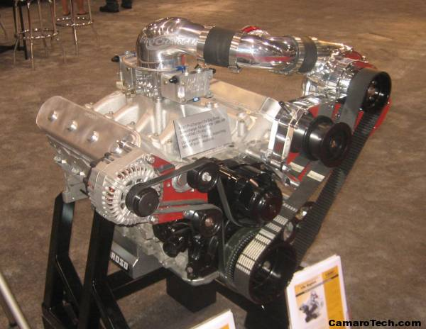 Engine Driven Centrifugal Blower : Chevrolet engine performance parts camarotech