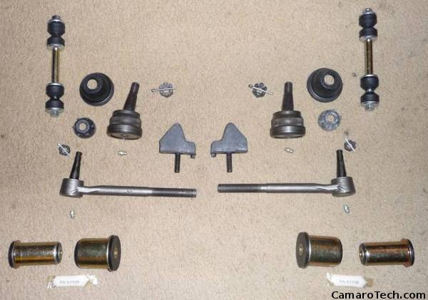 PST front end bushing kit