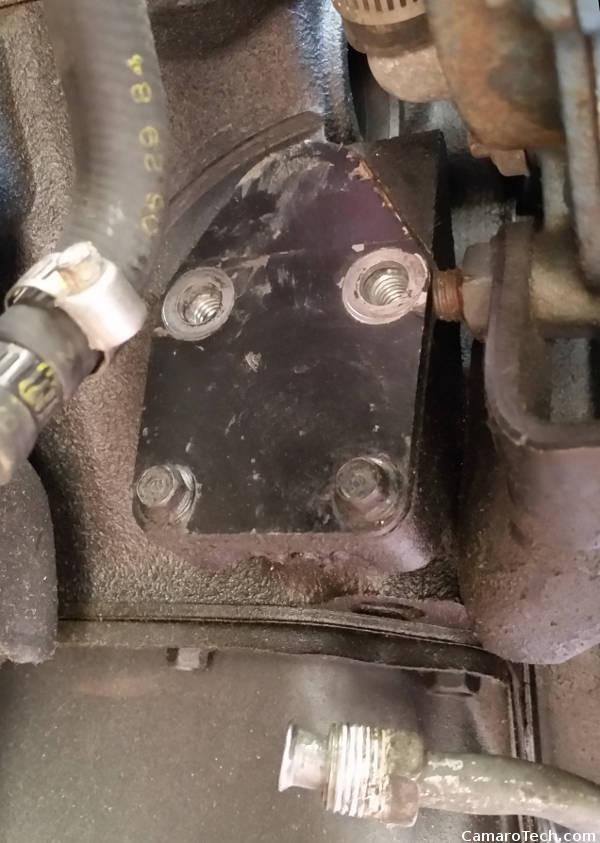 Chevy Third Gen Camaro ZZ3 Small Block Engine swap - CamaroTech com